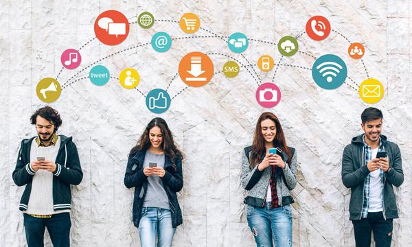 اعتیاد خود به شبکه های اجتماعی را مدیریت کنید