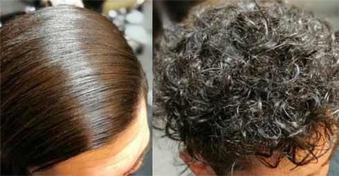 دردسرهایی که همراه با صاف کردن مو میآورند