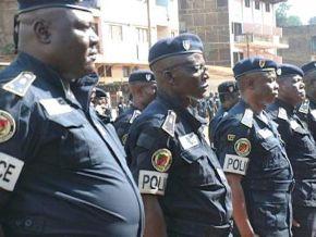 کشته شدن ۴ افسر پلیس در کامرون بر اثر انفجار مین