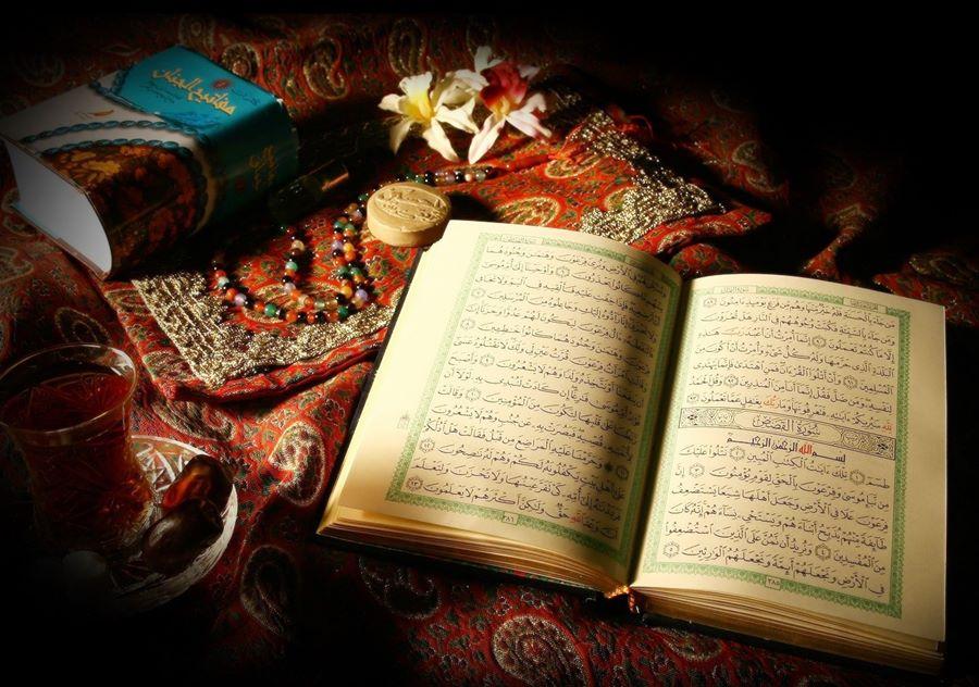 تلاوت آیات ۱ تا ۹ سوره انشقاق با صدای محمد اللیثی