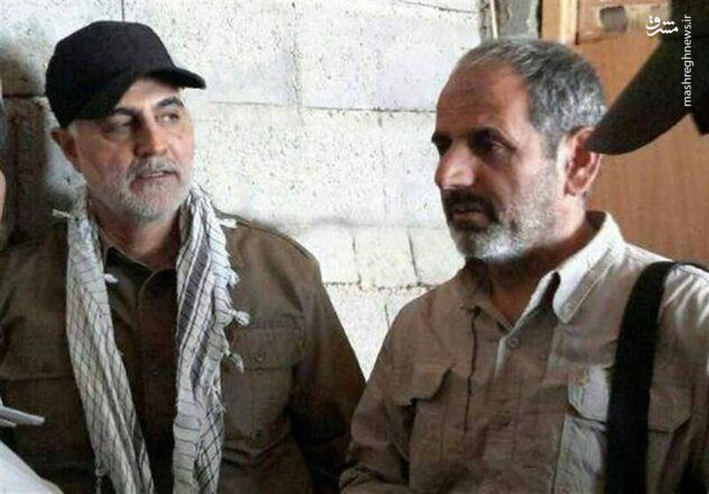 بنیانگذار ناشناخته سپاه قدس؛ شهید نصیری عامل نفوذ ایران در خاورمیانه بود +تصاویر