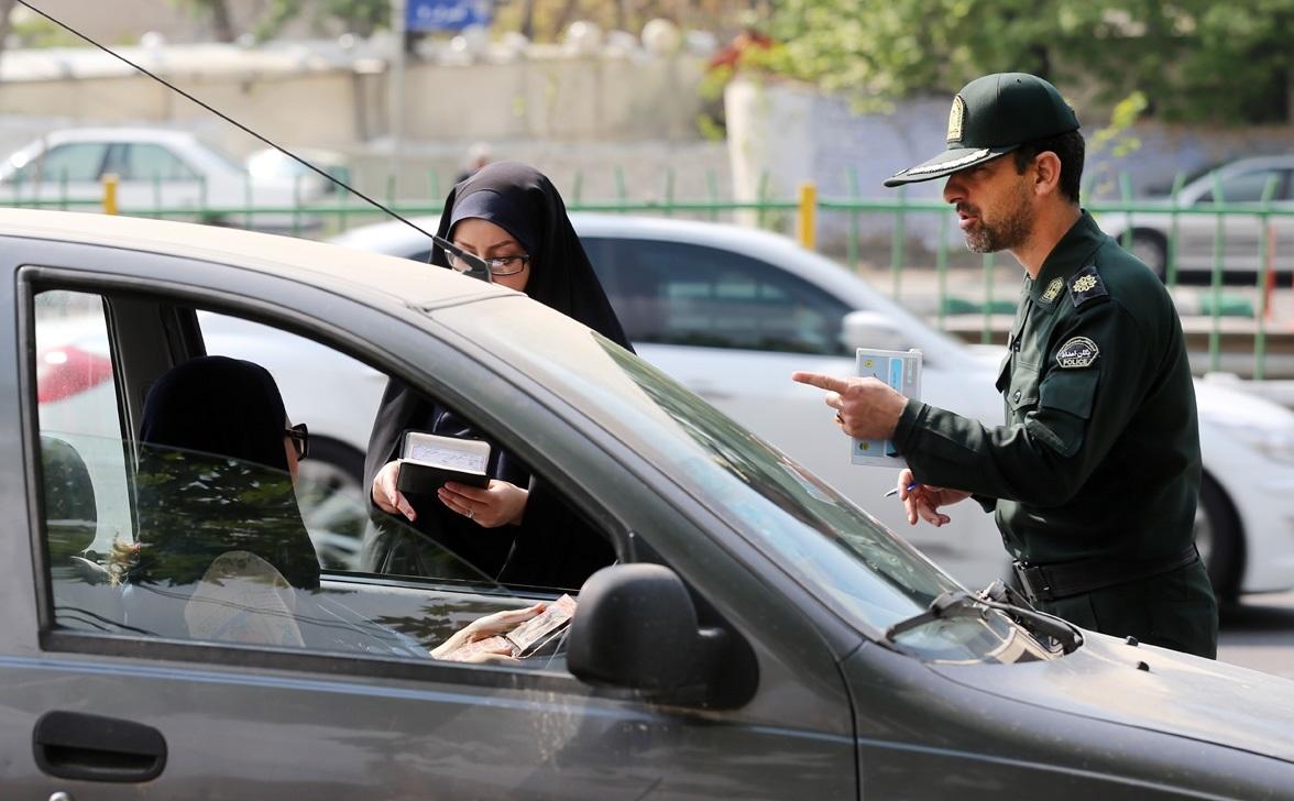 توضیحات رئیس پلیس پایتخت در خصوص نحوه برخورد با کشف حجاب در خودرو