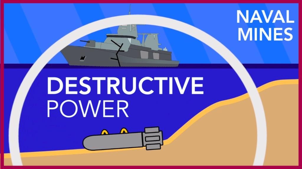 صفر تا صد ترسناکترین سلاح نبردهای دریایی + تصاویر