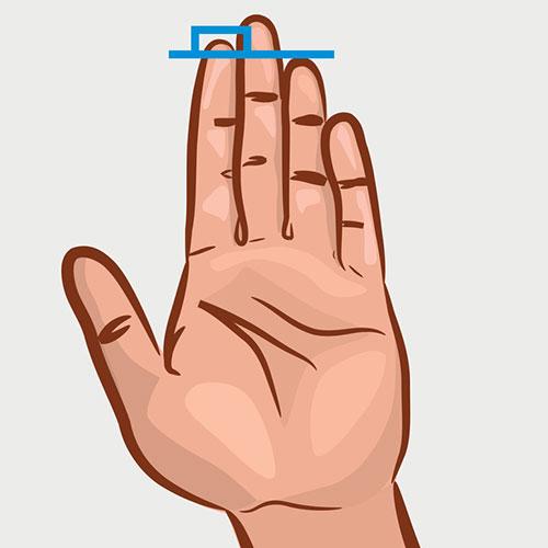 حقایقی که طول انگشتان شما درباره شخصیتتان فاش میکند