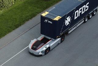 کامیون خودران ولوو در سامانه حملونقل سوئد مورد استفاده قرار میگیرد