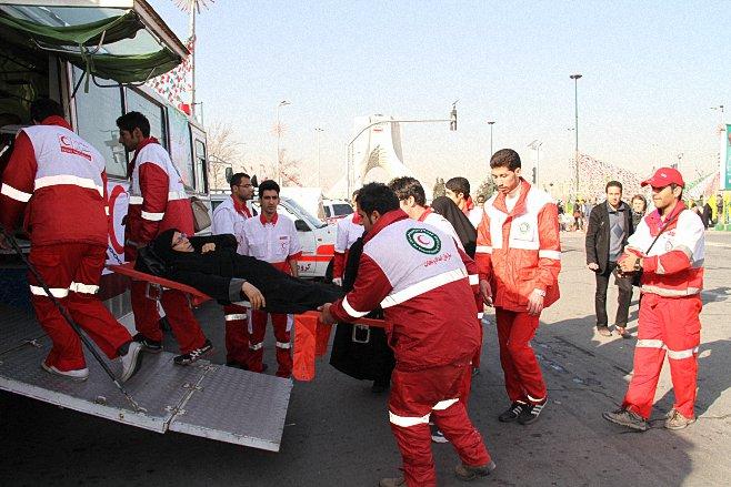 انجام ۱۴۳ عملیات امداد و نجات توسط هلال احمر استان ایلام