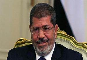 محمد مرسی به خاک سپرده شد