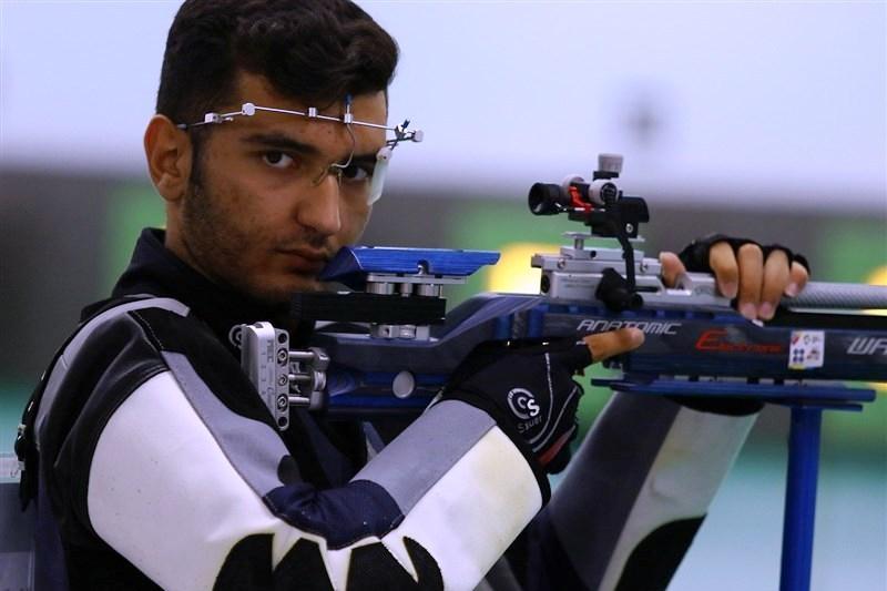 حضور تیرانداز سمنانی در اردوی تیم ملی