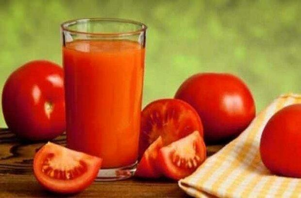 آب گوجه فرنگی ریسک بیماریهای قلبی را کاهش میدهد