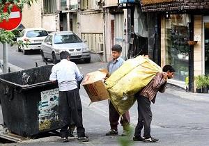 تهران ۱۴ هزار زبالهگرد دارد/ یک سوم زبالهگردها کودک هستند