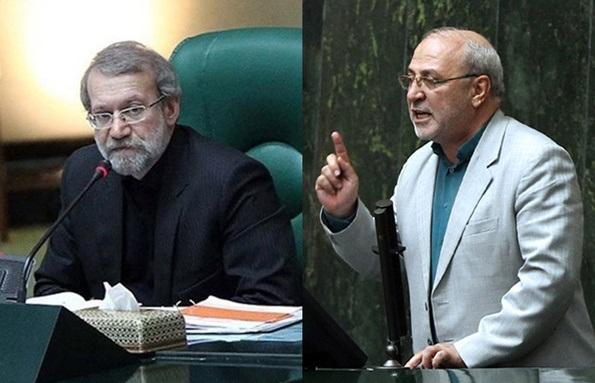 حاجیدلیگانی: دولت قانون رفع انحصار در فضای کسب و کار را اجرا نمیکند/ لاریجانی: این موضوع را در هیئت رئیسه پیگیری میکنیم