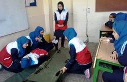 شرکت بیش از ۳ هزار دانش آموز استان همدان در آموزشهای خودامدادی