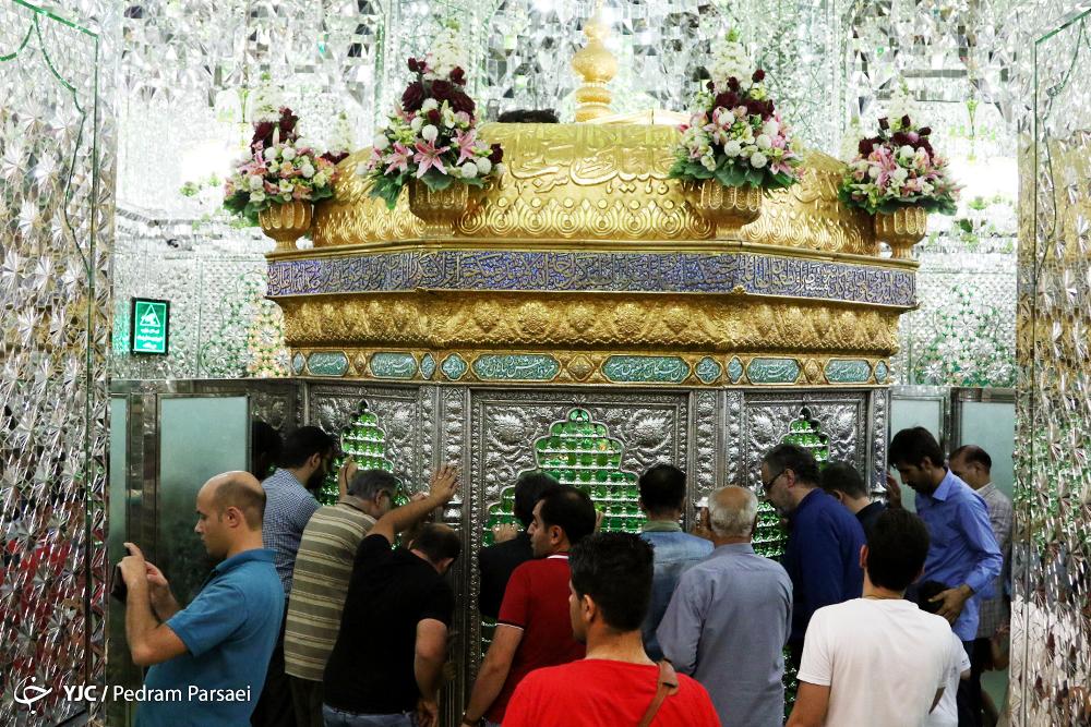 همنشین پنج امام معصوم (ع) که بود؟ // در حال تکمیل