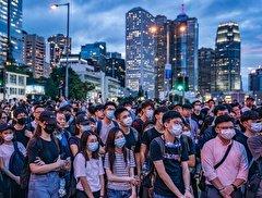 باشگاه خبرنگاران -تصاویر روز: از برگزاری تظاهرات در هنگ کنگ تا برهم خوردن موهای نخستوزیر هند در پی وزش باد