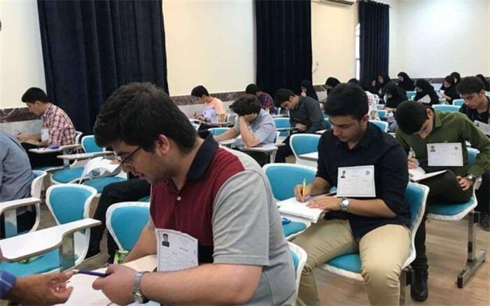 دانشجویان دانشگاه شیراز در راه المپیاد دانشجویی کشور