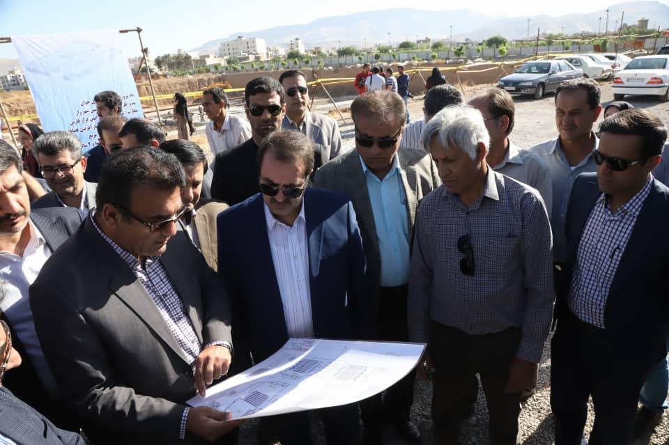پروژههای شهرداری شیراز در راستای ایجاد توازن منطقهای و عدالت اجتماعی است