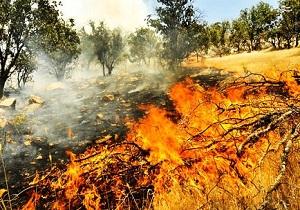 آتش در جان قشلاق کلیبر