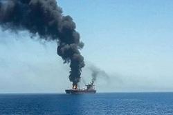 کشف ردپای اسرائیل در حمله به دو نفتکش در دریای عمان به منظور راهاندازی جنگی جهانی