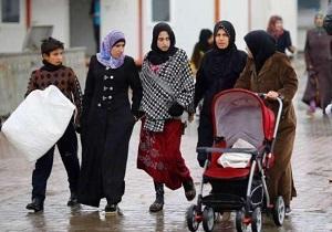 بازگشت بیش از ۱۲۰۰ پناهجوی سوری به کشورشان طی ۲۴ ساعت گذشته
