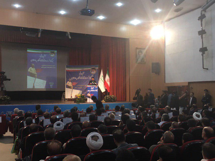 مراسم «استاد تراز انقلاب» در دانشگاه امیرکبیر برگزار شد