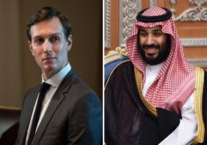 درخواست داماد ترامپ از ولیعهد سعودی برای توقف موقت اعدامها