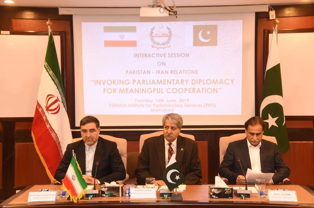 حجم تجارت ایران و پاکستان علی رغم تخریبها روند صعودی داشته است