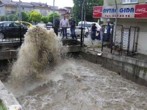 ۶ کشته بر اثر سیل در استان ترابوزان ترکیه