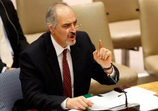سخنان بشار الجعفری در نشست شورای امنیت سازمان ملل