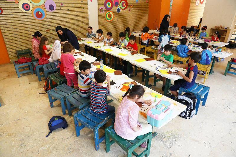 آغاز ثبتنام کودکان و نوجوانان در کارگاههای ویژه تابستان کانون