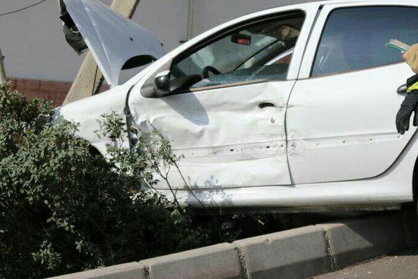 ۱۰ درصد تصادفات درون شهری در کوچههای فرعی رخ میدهد