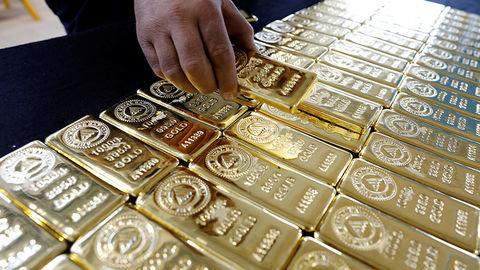 قیمت جهانی طلا در ۱۳۹۸/۰۳/۲۹ /قیمت انس طلا سقوط کرد