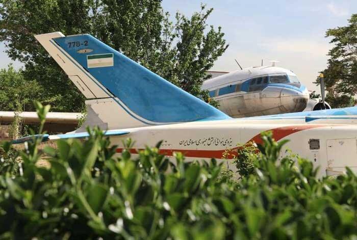 «پادگان نیروی هوایی» موزه میشود