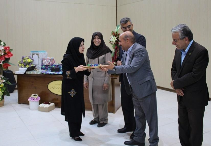 معرفی سرپرست دانشکده فنی دختران شیراز