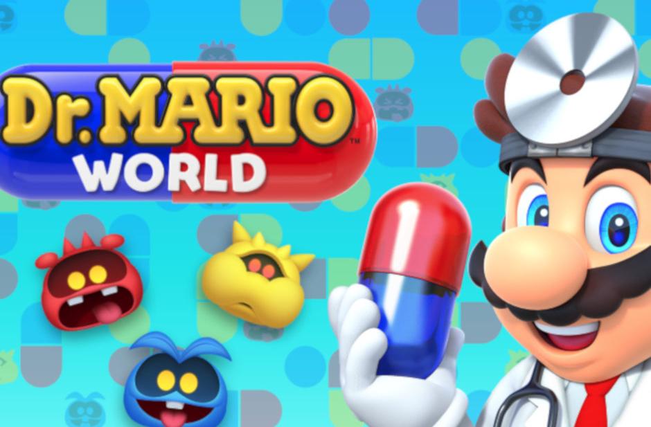 عنوان Dr. Mario World نینتندو به گوشیها میآید +فیلم