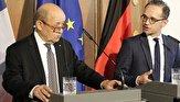 باشگاه خبرنگاران -آلمان و فرانسه: تشدید تنشها نگرانکننده است