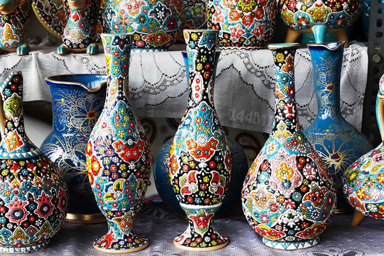 جشنواره و نمایشگاه صنایع دستی در فرهنگسرای اشراق