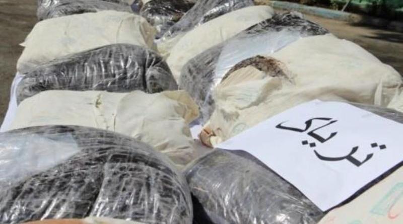 دستگیری قاچاقچی با  ۵۰ کیلوگرم مواد مخدر در اراک
