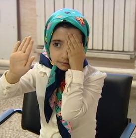 کشف بیماریهای نهفته کودکان در پایگاههای سنجش وزارت آموزش و پرورش + فیلم