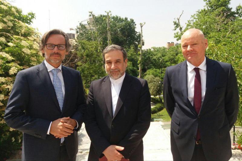 آلمان: برای ارسال دیپلمات خود به تهران با آمریکا مشورت نکردیم