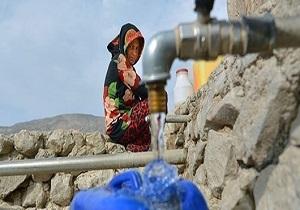 وضعیت نامطلوب منابع آبی در روستاهای شهرستان هشترود