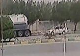 باشگاه خبرنگاران -تصادف شدید پراید با تریلی پارک شده! + فیلم