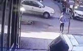 باشگاه خبرنگاران -دزدی خونسردانه تلفن همراه در خیابان پیروزی + فیلم