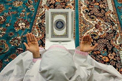 محفل اُنس با قرآن در قزوین