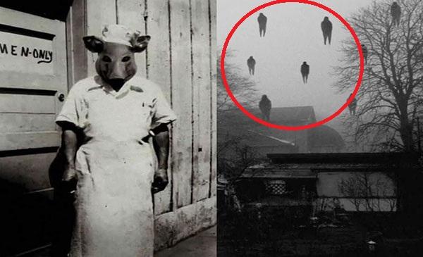تصاویری اسرارآمیز که توضیحی برای آنها وجود ندارد