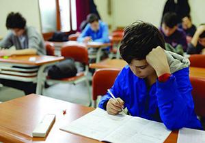 لغو کلیه امتحانات در روزهای شنبه و چهارشنبه در مدارس گلستان