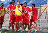 باشگاه خبرنگاران -آمادگی سید جلال و شجاع در تمرین امروز پرسپولیس
