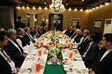 باشگاه خبرنگاران -ظریف در ضیافت افطار شاه محمود قریشی حضور یافت +عکس