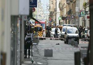 وقوع انفجار در شهر لیون فرانسه