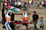 باشگاه خبرنگاران -۱۶ مجروح در حمله نظامیان صهیونیست به راهپیمایی بازگشت