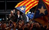 باشگاه خبرنگاران -تعلیق عضویت چهار نماینده زندانی منطقه کاتالونیا در پارلمان اسپانیا